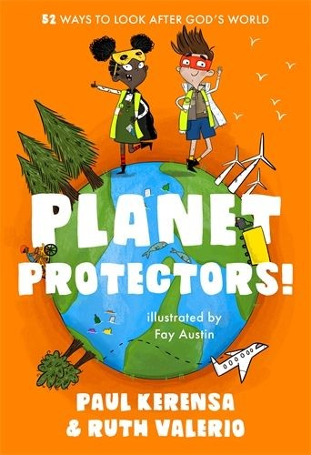 Planet Protectors (Paperback)