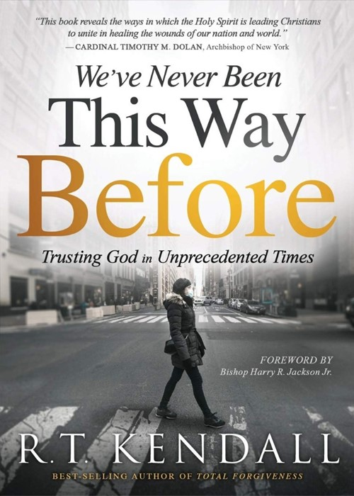 We've Never Been This Way Before (Paperback)
