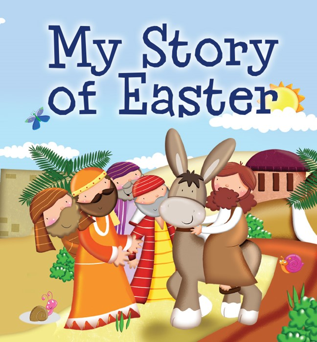 My Story Of Easter (Spiral Bound)