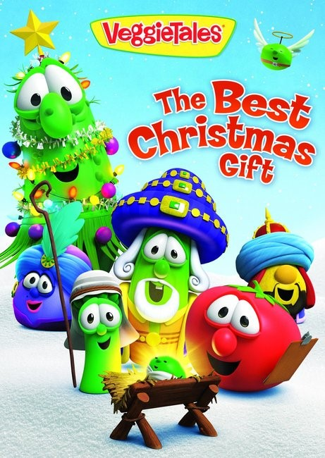 Veggietales: The Best Christmas Gift DVD (DVD)