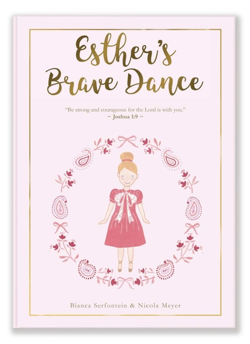 Esther's Brave Dance (Hard Cover)
