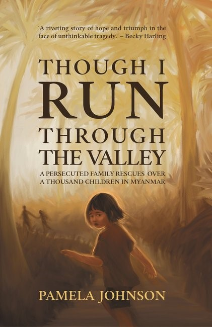 Though I Run Through the Valley (Paperback)