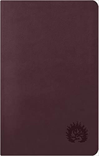 ESV Reformation Study Bible, Condensed Ed., Plum (Imitation Leather)