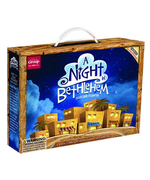 Night in Bethlehem, A (Kit)