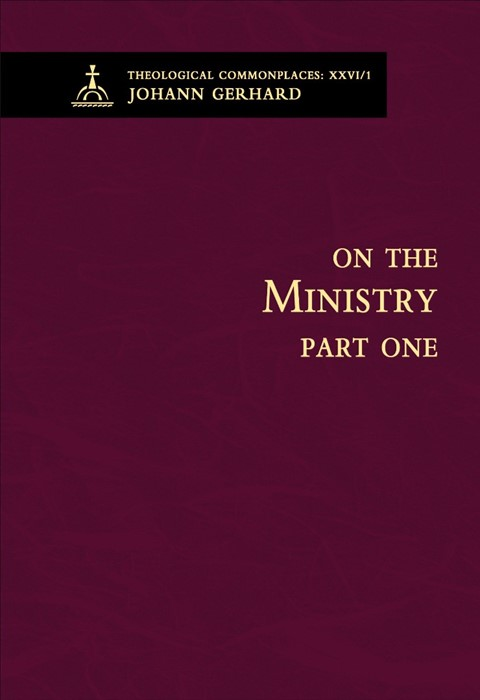 On the Ministry I (Hard Cover)