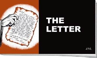 Tracts: The Letter (pack of 25) (Tracts)