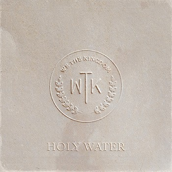 Holy Water CD (CD-Audio)