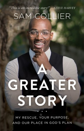 Greater Story, A (Hard Cover)