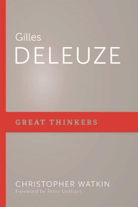 Gilles Deleuze (Paperback)
