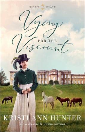 Vying for the Viscount (Paperback)