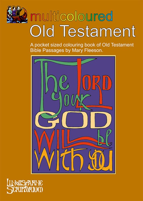 Multicoloured Old Testament Colouring Book (Paperback)