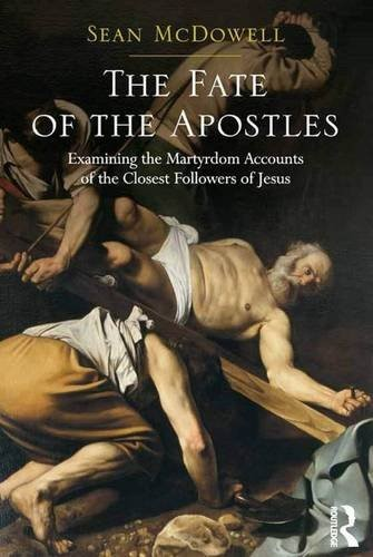 The Fate of the Apostles (Hard Cover)