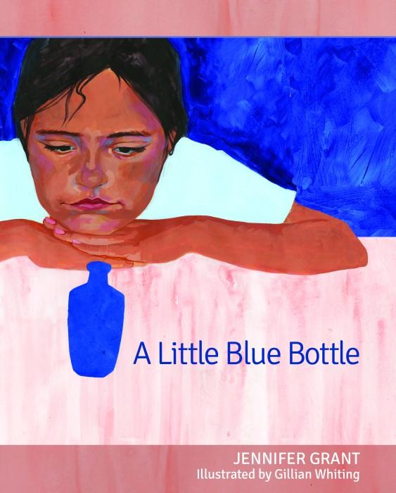 Little Blue Bottle (Hard Cover)