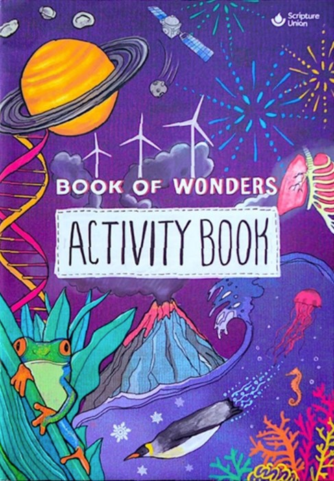 Book of Wonders Activity Book (Paperback)
