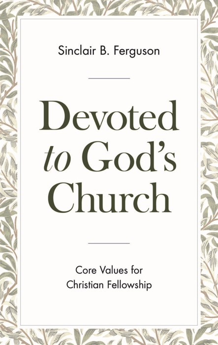 Devoted to God's Church (Paperback)