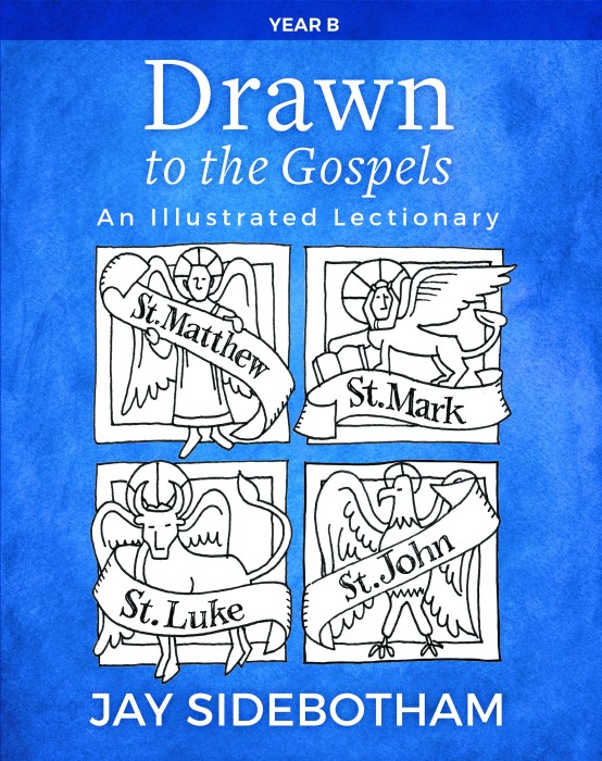 Drawn to the Gospels (Paperback)