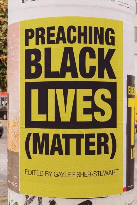 Preaching Black Lives (Matter) (Paperback)