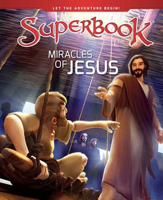Miracles of Jesus (Hard Cover)
