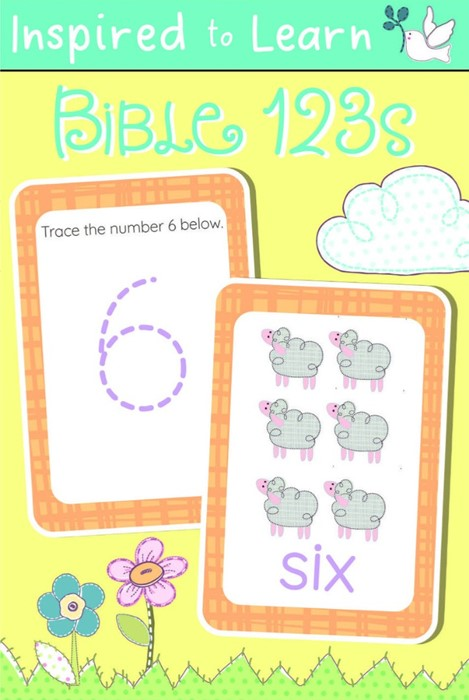 Bible 123s (Cards)