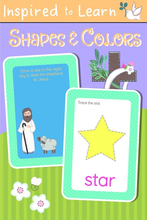 Shapes & Colors (Cards)