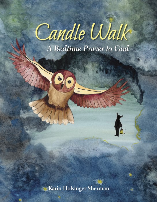 Candle Walk (Hard Cover)