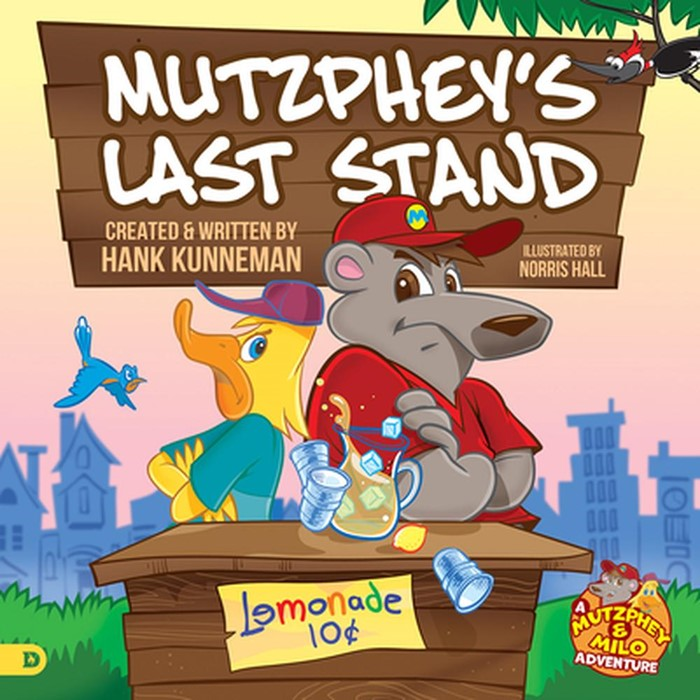 Mutzphey's Last Stand (Hard Cover)