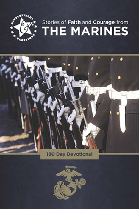 Stories of Faith and Courage from the Marines (Paperback)