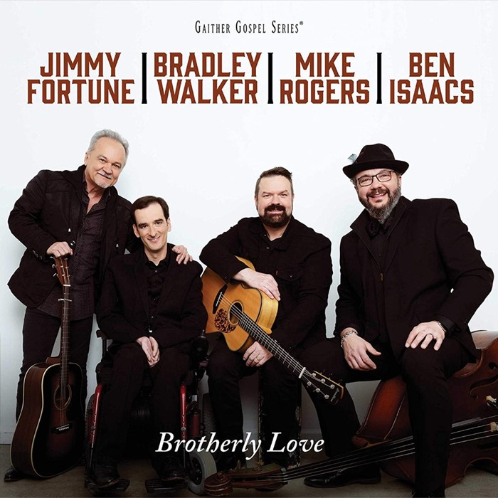 Brotherly Love CD (CD-Audio)