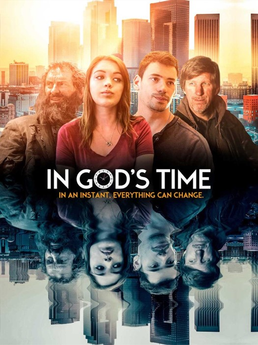 In God's Time DVD (DVD)
