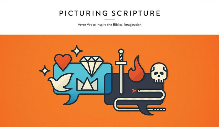Picturing Scripture (Hard Cover)
