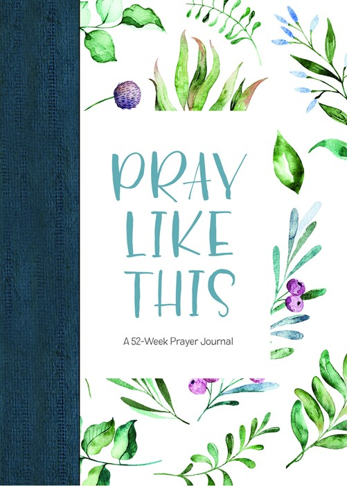 Pray Like This (Hard Cover)