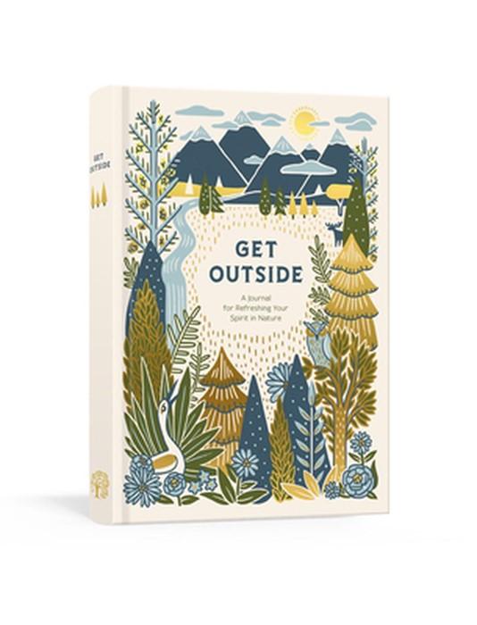 Get Outside (Novelty Book)
