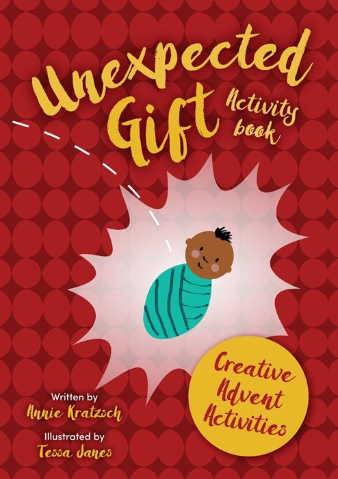 The Unexpected Gift Activity Book (Paperback)