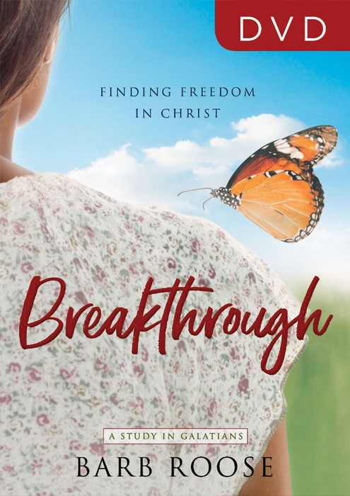 Breakthrough DVD (DVD)