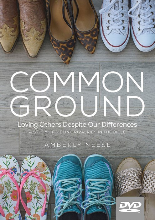 Common Ground DVD (DVD)