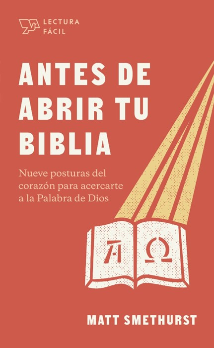 Antes de Abrir La Biblia (Paperback)