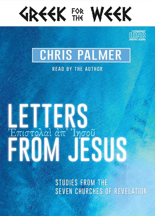 Letters from Jesus (CD-Audio)