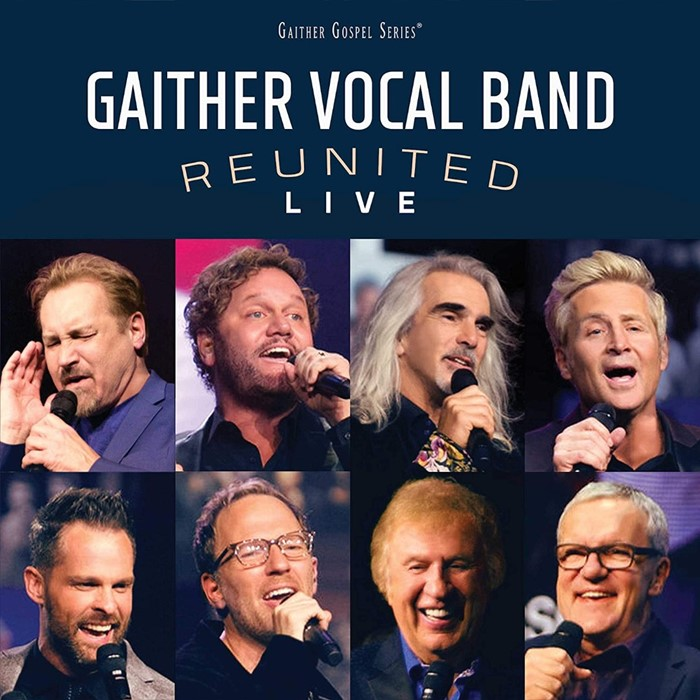 Reunited Live CD (CD-Audio)