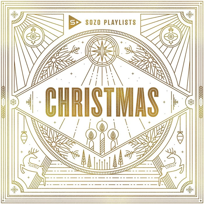 Sozo Playlists: Christmas CD (CD-Audio)