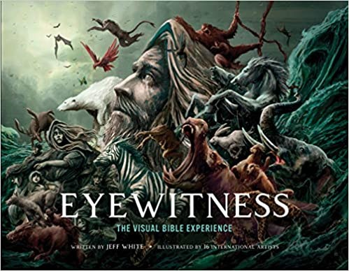 Eyewitness: The Visual Bible Experience (Hard Cover)