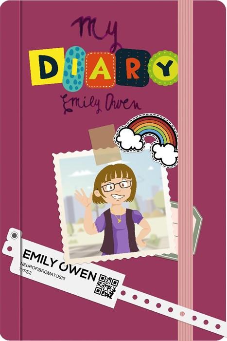 My Diary: Emily Owen (Paperback)
