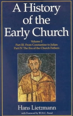 History of the Early Church Volume II, A (Paperback)