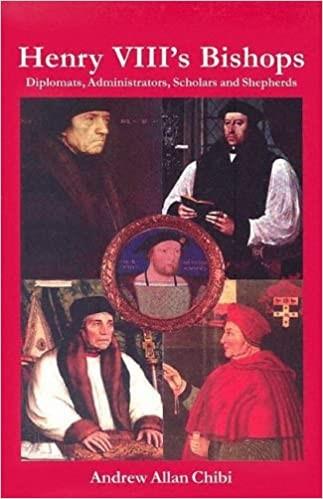 Henry VIII's Bishop (Hard Cover)