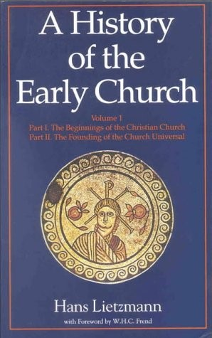 History of the Early Church, Two Volume Set (Paperback)