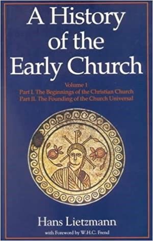 History of the Early Church Volume 1, A (Paperback)