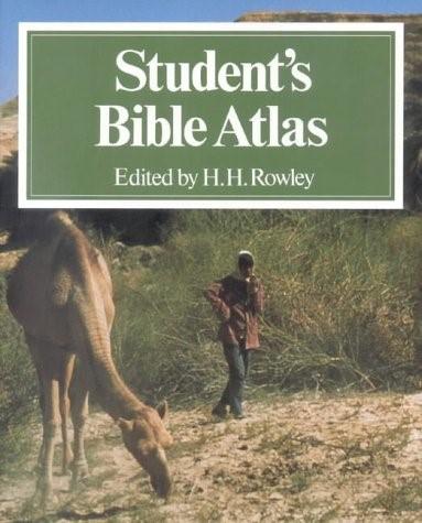 Student's Bible Atlas (Paperback)