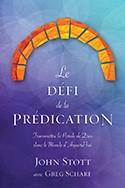Le défi de la prédication (Paperback)