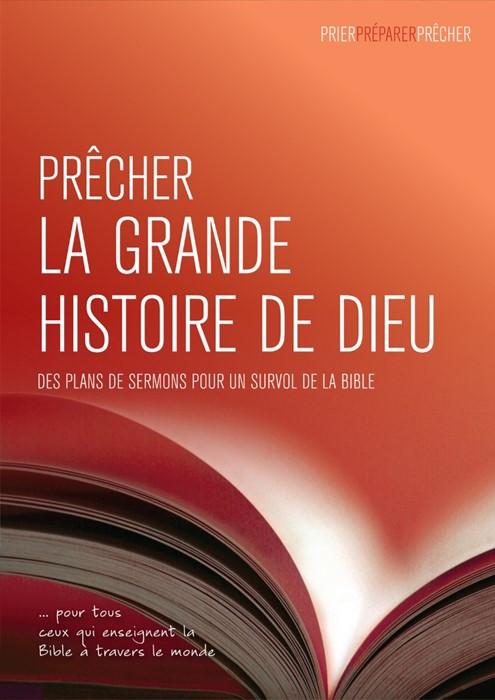 Precher la grande histoire de Dieu (Paperback)