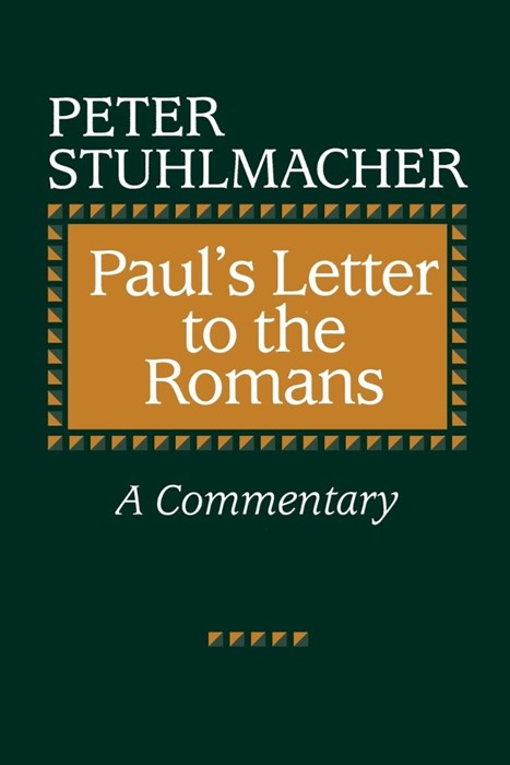 Paul's Letter to the Romans (Paperback)