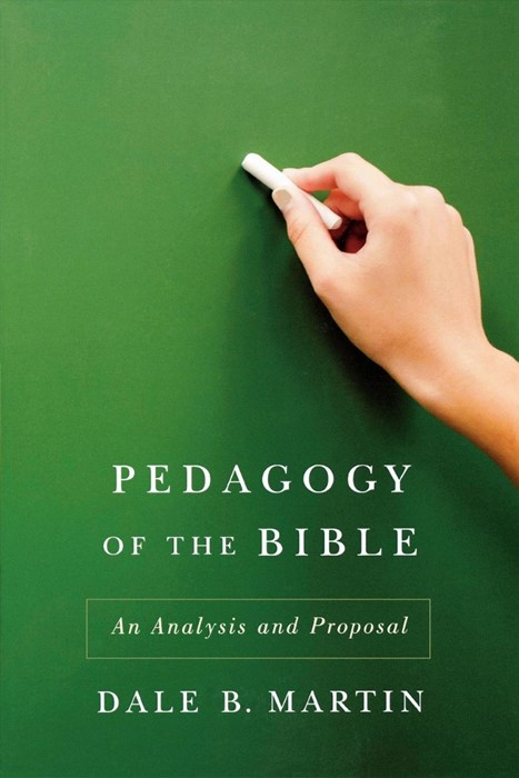 Pedagogy of the Bible (Paperback)
